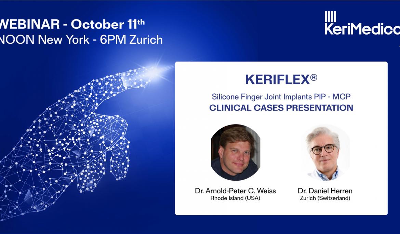 Clinical cases presentation – KeriMedical